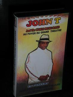 JOHN T K7 Vidéo 2001
