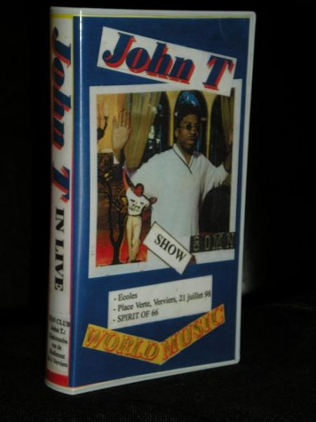 JOHN T K7 Vidéo 1998